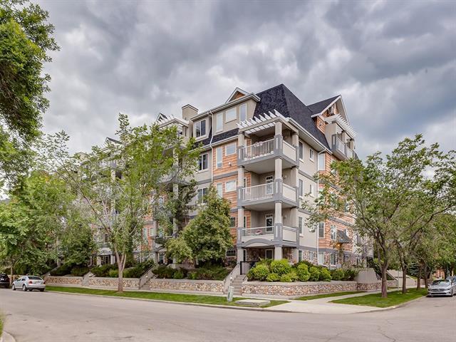 2411 Erlton Road SW #402, Calgary, AB T3S 3B9 (#C4192510) :: Your Calgary Real Estate
