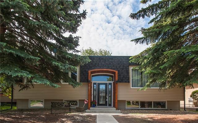 707 Willingdon Boulevard SE, Calgary, AB T2J 2B5 (#C4192515) :: Tonkinson Real Estate Team