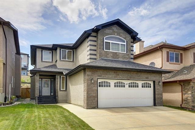 87 Sherwood Circle NW, Calgary, AB T3R 1R3 (#C4192591) :: Your Calgary Real Estate
