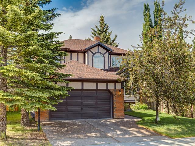 6950 Christie Estate Boulevard SW, Calgary, AB T3H 2S2 (#C4192598) :: Tonkinson Real Estate Team