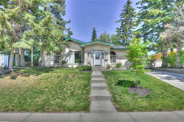 6 Roseview Drive NW, Calgary, AB T2K 1N7 (#C4192613) :: Carolina Paredes - RealHomesCalgary.com