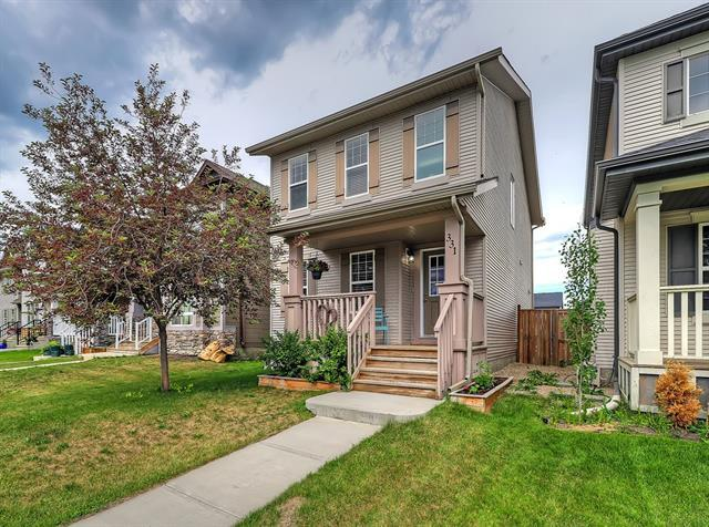 331 Silverado Drive SW, Calgary, AB T2X 0G2 (#C4192616) :: Your Calgary Real Estate