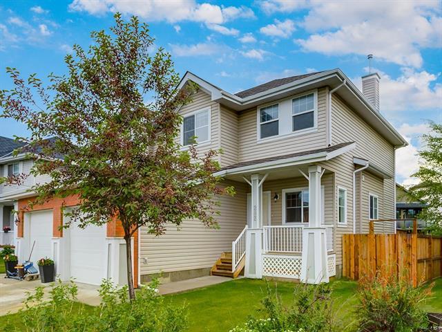 282 Cranston Drive SE, Calgary, AB T3M 0G4 (#C4192661) :: Your Calgary Real Estate