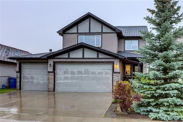 132 West Creek Landing, Chestermere, AB T1X 1R8 (#C4192671) :: Your Calgary Real Estate