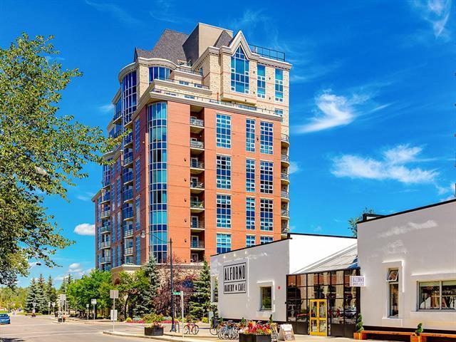 110 7 Street SW #803, Calgary, AB T2P 5M9 (#C4192684) :: Tonkinson Real Estate Team