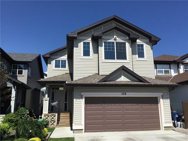 120 Sunset View, Cochrane, AB T4B 0E8 (#C4192691) :: Your Calgary Real Estate