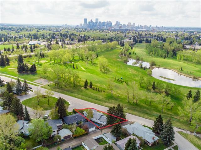 1640 31 Avenue NW, Calgary, AB T2L 0K2 (#C4192785) :: The Cliff Stevenson Group