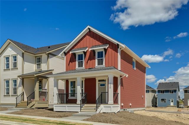 420 South Point Glen SW, Airdrie, AB T4B 4L1 (#C4192829) :: Redline Real Estate Group Inc