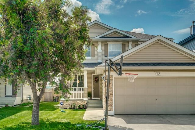 10 Citadel Estates Link NW, Calgary, AB T3G 4S6 (#C4192852) :: Calgary Homefinders