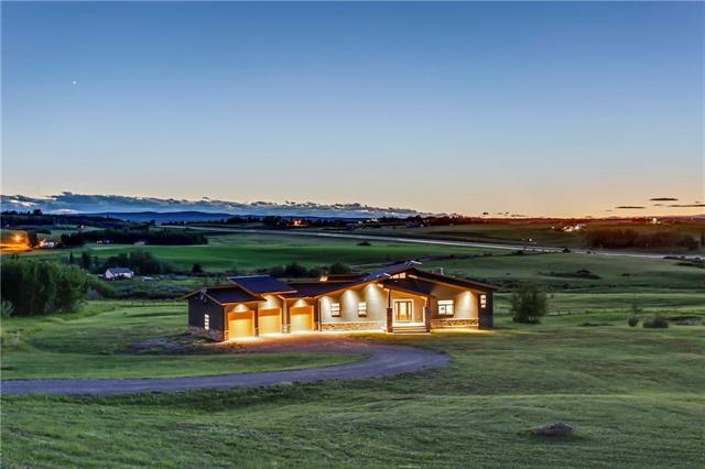 23 Red Willow Crescent W, Rural Foothills M.D., AB T1S 3J7 (#C4192928) :: Tonkinson Real Estate Team