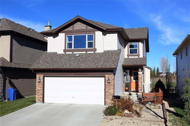4 Drake Landing Crescent, Okotoks, AB T1S 0C1 (#C4192944) :: Your Calgary Real Estate