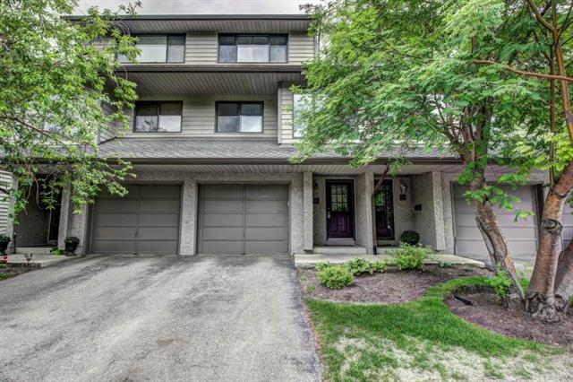 10 Point Drive NW #5, Calgary, AB T3B 4W2 (#C4192953) :: Tonkinson Real Estate Team