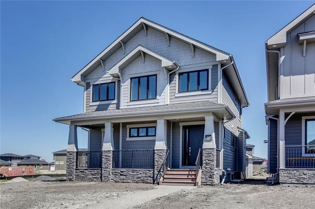 38 Yarrow Gate, Rural Rocky View County, AB T3Z 0C8 (#C4192963) :: Tonkinson Real Estate Team