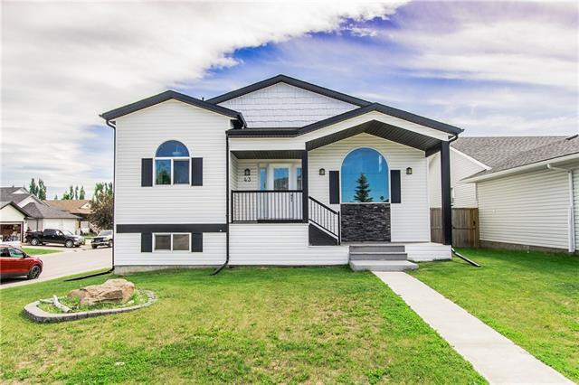 43 High Ridge Crescent NW, High River, AB T1V 1X7 (#C4192978) :: Carolina Paredes - RealHomesCalgary.com