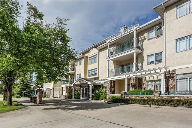 9449 19 Street SW #315, Calgary, AB T2V 5J8 (#C4193027) :: Your Calgary Real Estate