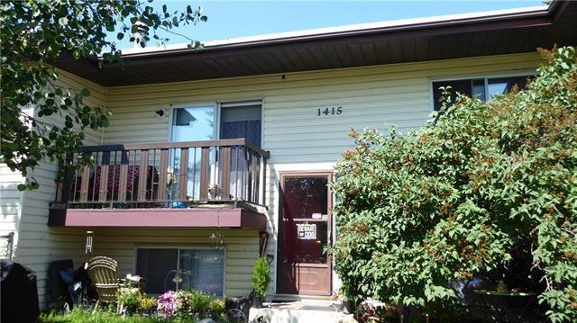 1415 44 Street SE A, Calgary, AB T2A 5E6 (#C4193033) :: Tonkinson Real Estate Team