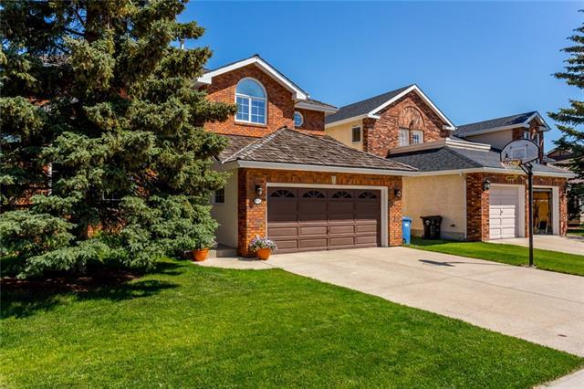 155 Christie Knoll Heights SW, Calgary, AB T3H 2S1 (#C4193042) :: Tonkinson Real Estate Team