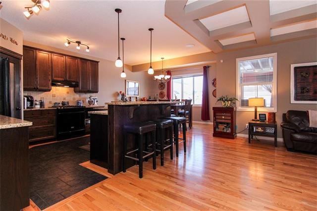 466 Cimarron Boulevard, Okotoks, AB T1S 0H7 (#C4193148) :: Tonkinson Real Estate Team