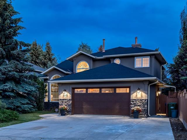1049 Shawnee Drive SW, Calgary, AB T2Y 2T9 (#C4193160) :: Your Calgary Real Estate