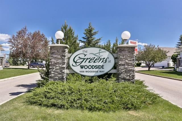 1008 Woodside Way NW #21, Airdrie, AB T4B 2T7 (#C4193206) :: Calgary Homefinders