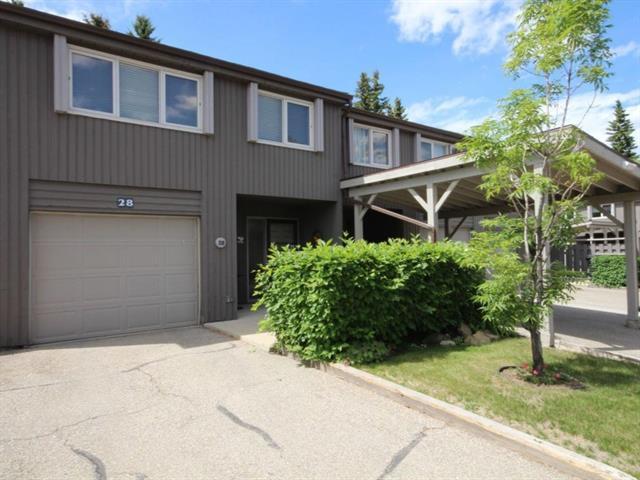 2225 Oakmoor Drive SW #28, Calgary, AB T2V 4N6 (#C4193225) :: Your Calgary Real Estate
