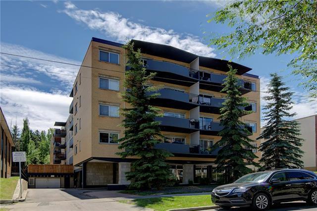 823 Royal Avenue SW #402, Calgary, AB T2T 0L4 (#C4193246) :: Carolina Paredes - RealHomesCalgary.com