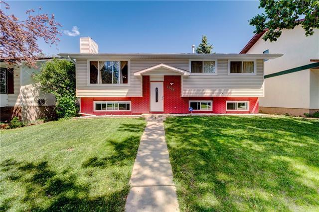 4312 55 Street NE, Calgary, AB T1Y 4B7 (#C4193307) :: Your Calgary Real Estate