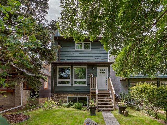 121 25 Avenue NW, Calgary, AB T2M 2A4 (#C4193324) :: Tonkinson Real Estate Team