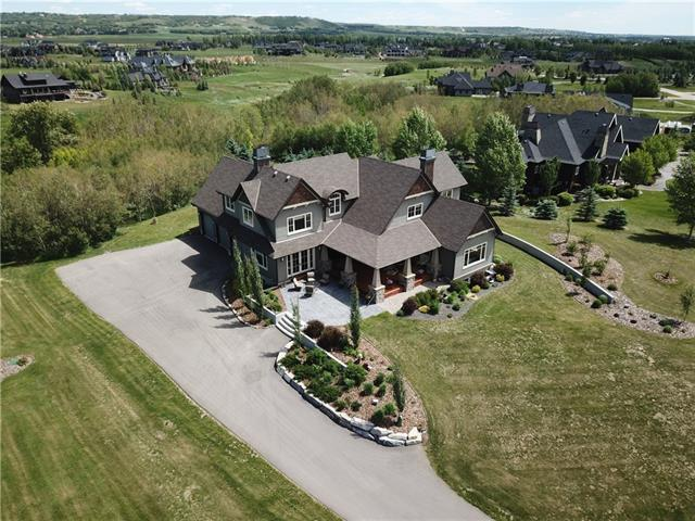 12 Grandview Place, Rural Rocky View County, AB T3Z 0A7 (#C4193331) :: Calgary Homefinders