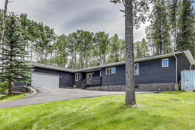 19 Elk Valley Place, Bragg Creek, AB T0L 0K0 (#C4193368) :: Tonkinson Real Estate Team