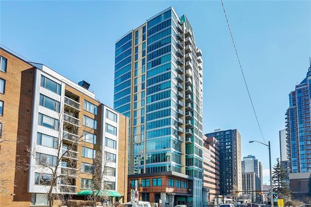 888 4 Avenue SW #1802, Calgary, AB T2P 0V2 (#C4193429) :: Carolina Paredes - RealHomesCalgary.com