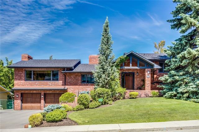 4327 Britannia Drive SW, Calgary, AB T2S 1J4 (#C4193462) :: Tonkinson Real Estate Team