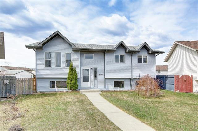 1510 Strathcona Close, Strathmore, AB T1P 1T2 (#C4193484) :: Tonkinson Real Estate Team