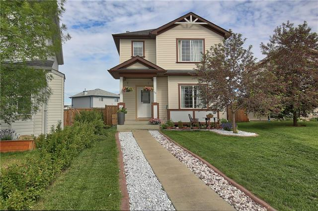 56 Cimarron Grove Way, Okotoks, AB T1S 2L9 (#C4193485) :: Tonkinson Real Estate Team
