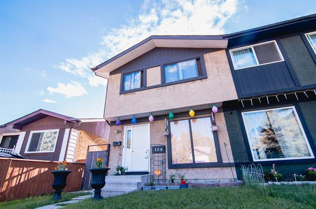 158 Abalone Place NE, Calgary, AB T2A 6N1 (#C4193504) :: Tonkinson Real Estate Team