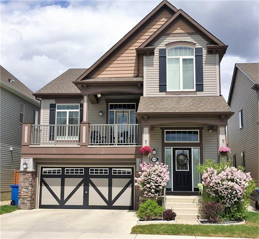 1116 Windhaven Close SW, Airdrie, AB T4B 0T9 (#C4193507) :: Tonkinson Real Estate Team