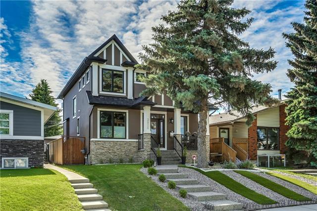 3826 3 Street NW, Calgary, AB T2K 0Z7 (#C4193522) :: Tonkinson Real Estate Team