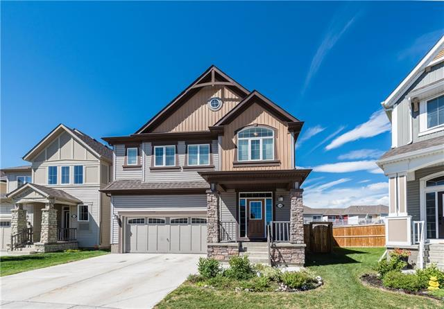 536 Windbrook Heights SW, Airdrie, AB T4B 3X3 (#C4193535) :: Tonkinson Real Estate Team