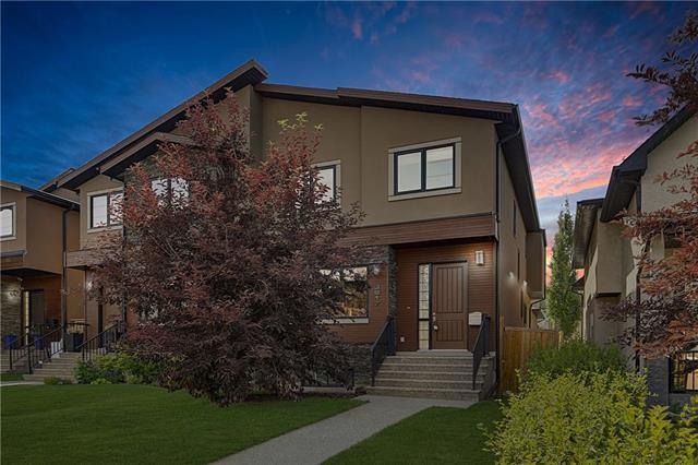 3917 16 Street SW, Calgary, AB T2H 4H5 (#C4193556) :: Calgary Homefinders