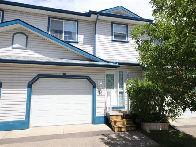 33 Stonegate Drive NW #16, Airdrie, AB T4B 2V9 (#C4193564) :: Tonkinson Real Estate Team