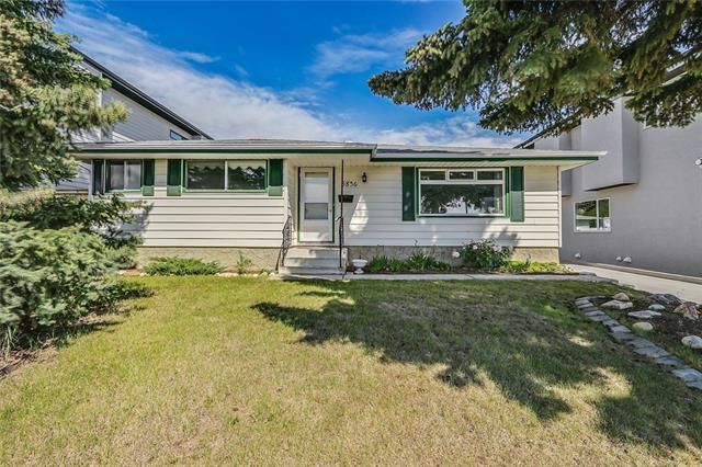 5836 37 Street SW, Calgary, AB T3E 5M6 (#C4193605) :: Calgary Homefinders