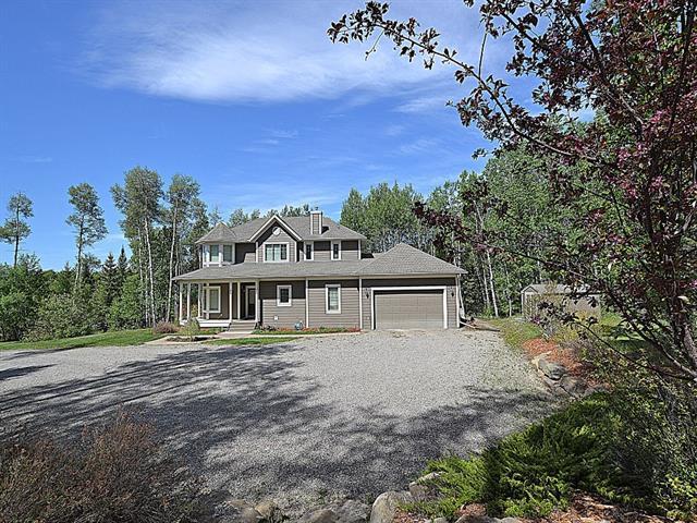19 Millarville Ridge, Rural Foothills M.D., AB T0L 1K0 (#C4193633) :: Tonkinson Real Estate Team