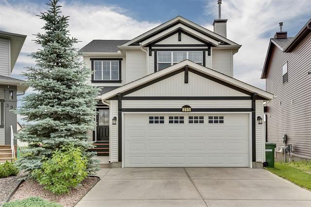 395 Sagewood Place SW, Airdrie, AB T4B 3N1 (#C4193707) :: The Cliff Stevenson Group