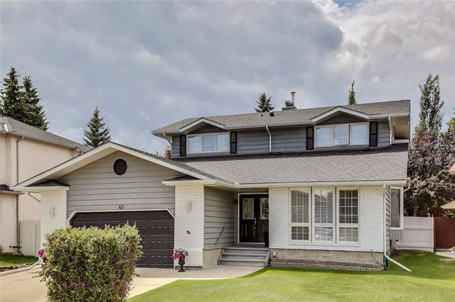 40 Millpark Place SW, Calgary, AB T2Y 2N2 (#C4193715) :: Tonkinson Real Estate Team