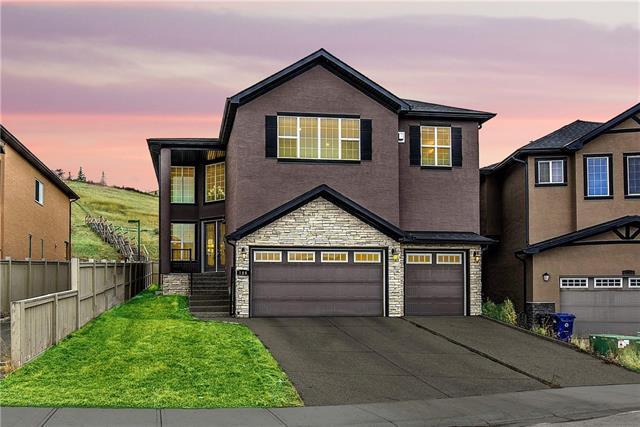 106 Sherwood Hill(S) NW, Calgary, AB T3R 1M8 (#C4193724) :: Calgary Homefinders