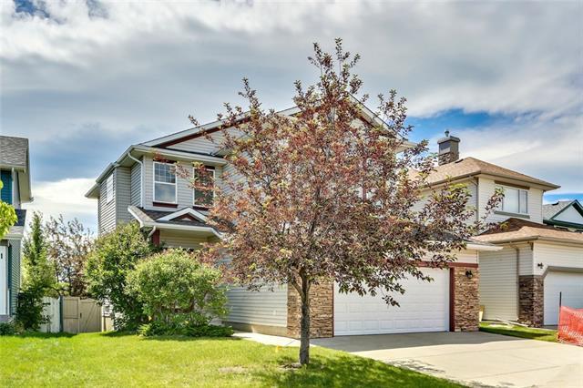10 Crystalridge Crescent, Okotoks, AB T1S 1V1 (#C4193745) :: Redline Real Estate Group Inc