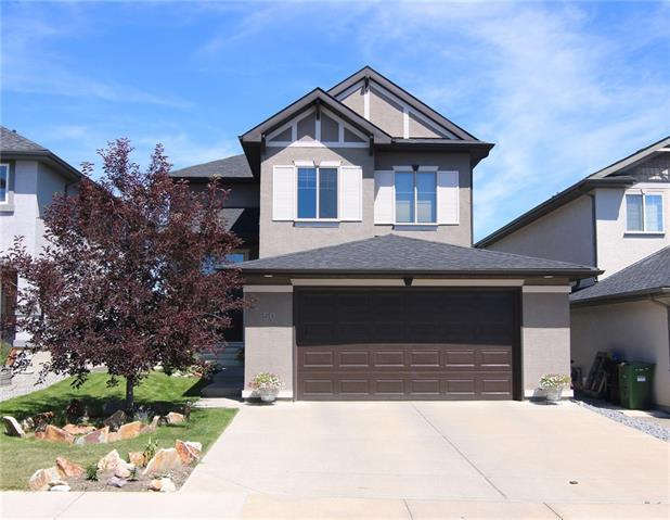 50 Tuscany Reserve Rise NW, Calgary, AB T3L 0A8 (#C4193752) :: Your Calgary Real Estate