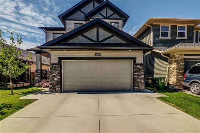 2596 Ravenslea Gardens SE, Airdrie, AB T4A 0T2 (#C4193782) :: Calgary Homefinders