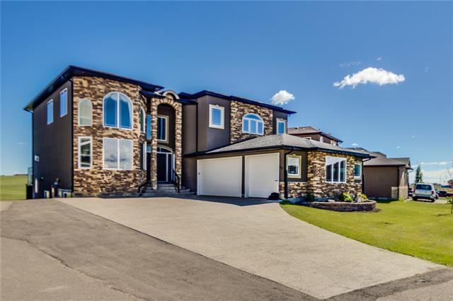 50 Park Drive, Rural Rocky View County, AB T1Z 0A4 (#C4193800) :: Tonkinson Real Estate Team