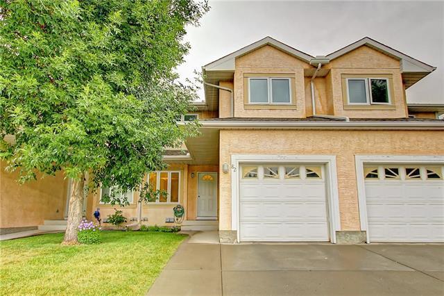 388 Sandarac Drive NW #82, Calgary, AB T3K 4E3 (#C4193808) :: Carolina Paredes - RealHomesCalgary.com